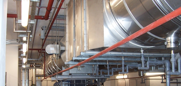 Flue Dilution Systems From A1 Flue Systems